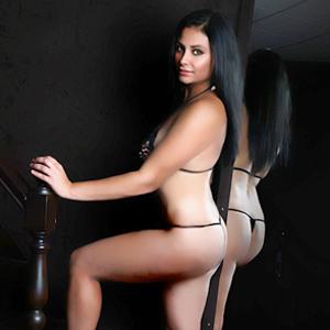 Beatriz Teenie Hostess With Big Tits & In Suspenders Via Escort Agency