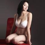Leksi sexy Callgirl mit Natur großen Busen Schmollmund Escort Berlin