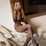 Melinda Freizeithure in Lack Leder Sie sucht Sex Escort Berlin