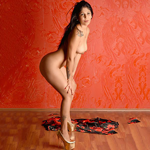 Escort Nadja A Private Hooker In Berlin Offers Anal Sex In The Hourroom