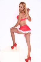 Sisi – Rampant Blonde With Long Legs