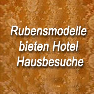 Rubensmodelle bieten Hotel Hausbesuche